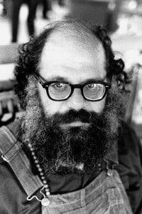 Allen Ginsberg, 1973