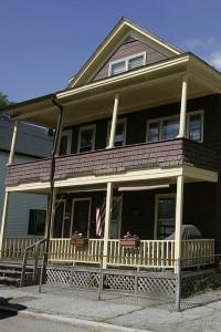 La casa dove è nato Kerouac, Lowell
