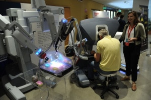 Laboratori e macchinari al Focus Live
