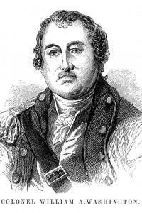 Augustine Washington, il padre di George Washington