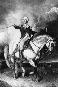 George Washington, 1770