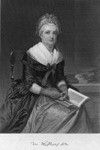 Martha Washington: moglie di George Washington, il primo Presidente degli Stati Uniti d'America