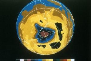 Buco dell'ozono: cause e conseguenze