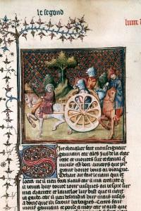 Il cavaliere della carretta di Chrétien de Troyes