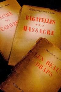 """L'editore francese Gallimard """"sospende"""" il progetto di ripubblicare gli scritti antisemiti di Louis-Ferdinand Céline"""