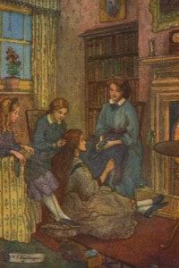 Piccole donne di Louisa May Alcott. Capitolo 1