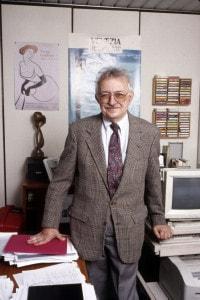 Immanuel Wallerstein, febbraio 1997. Francia