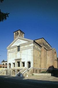 Chiesa di San Sebastiano, Mantova. Architetto: Leon Battista Alberti