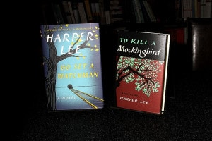 Libri di Harper Lee: Go Set a Watchman e To Kill a Mockingbird