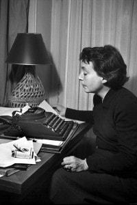 Marguerite Duras, 1955