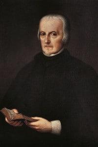Ritratto di Pedro Calderón de la Barca (Madrid, 1600-1681): drammaturgo e sacerdote spagnolo