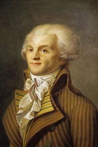 Ritratto di Maximilien Robespierre, 1793