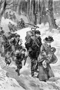 Corsa all'oro nel Klondike, 1897