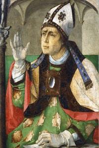 Sant'Agostino d'Ippona, 1460