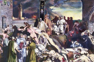 La peste a Firenze, il contesto entro cui si sviluppa il Decameron