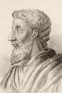 Marco Terenzio Varrone (116-27) Studioso, storico e scrittore romano