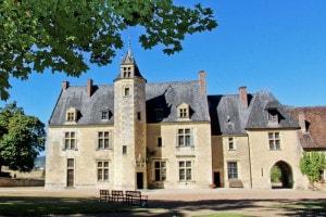 Castello della Possonnière, casa natale di Pierre de Ronsard