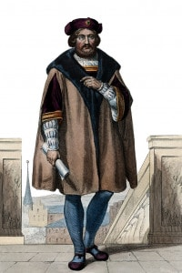 Ritratto di Pierre de Ronsard