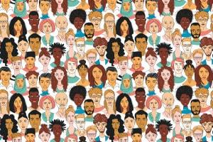 Tema sulla diversità come ricchezza