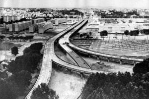 Infrastruttura stradale per le Olimpiadi di Roma, 1960