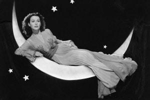 Hedy Lamarr, attrice austriaca naturalizzata statunitense, è l'inventrice della tecnologia alla base del Wi-Fi