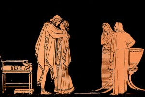 Penelope e Ulisse
