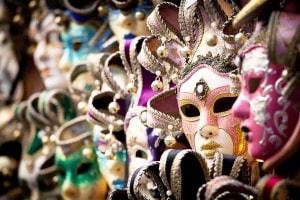 Il Carnevale di Venezia è uno dei più famosi al mondo