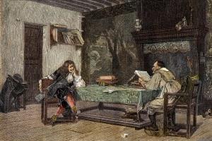 Collaborazione tra Molière e Corneille