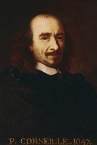 Ritratto di Pierre Corneille (Ronen, 1606-Parigi, 1684), drammaturgo e scrittore francese
