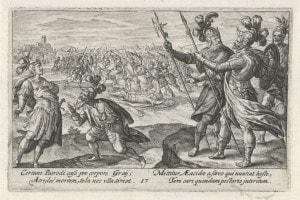 Battaglia per il corpo di Patroclo