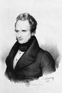 Alfred de Vigny, 1832