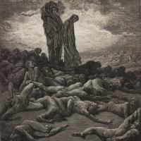Canto XXX del Purgatorio di Dante: testo, parafrasi, commento e figure retoriche