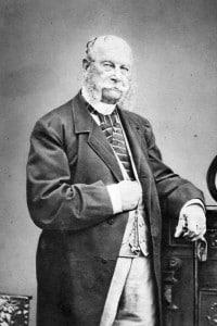 Guglielmo I di Germania (1797-1888), settimo re di Prussia e primo imperatore tedesco