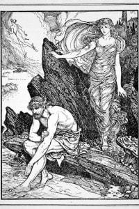 Calipso e Ulisse