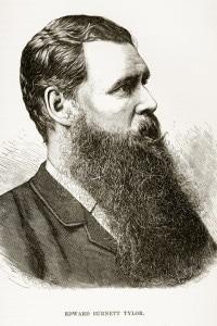 Sir Edward Burnett Tylor, 1885