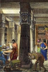 Biblioteca di Alessandria, in Egitto