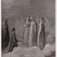 Canto III del Paradiso di Dante: testo, parafrasi, commento e figure retoriche