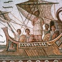 Odissea: parafrasi di Atena nella reggia di Ulisse. Telemaco e Penelope a confronto
