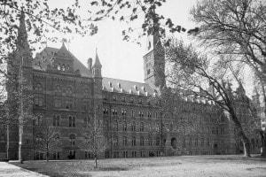 Georgetown University: il più antico e il più grande college gesuita d'America, Washington