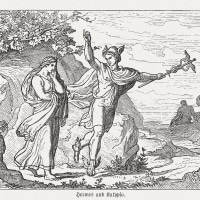 Odisseo e Calipso: testo, parafrasi e significato del Libro V dell'Odissea