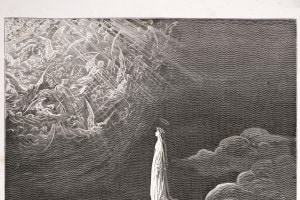 Il Paradiso di Dante è la terza Cantica della Divina Commedia