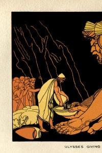Polifemo e Ulisse