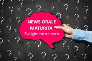 News maxi orale maturità 2020