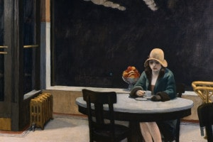 Automat, la solitudine in Hopper
