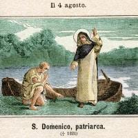 Canto XII del Paradiso: testo, parafrasi, commento e figure retoriche