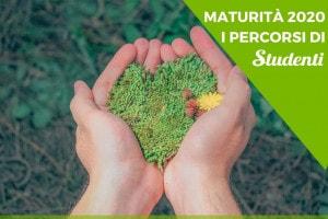 Percorsi per l'orale di maturità sull'ambiente, l'inquinamento e il riscaldamento climatico