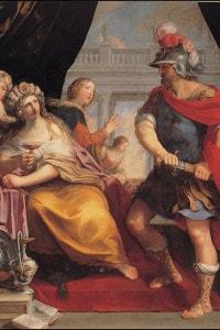 Ulisse e Circe. Collezione dei Musei Capitolini, Roma