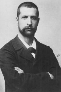 Alexandre Yersin (1863-1943), 1893. Yersin, medico e batteriologo, scoprì il bacillo responsabile della peste bubbonica, che in seguito fu chiamato in suo onore: Yersinia pestis