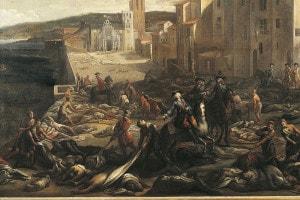 La peste a Marsiglia nel 1721