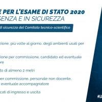 Maturità 2020: i protocolli di sicurezza